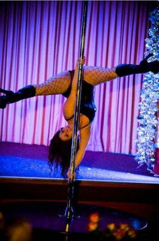 Circadian Pole Fitness Dawn Harrison