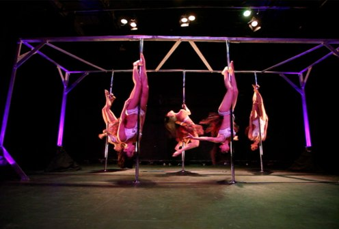 Jagged Fitness Pole Dancers