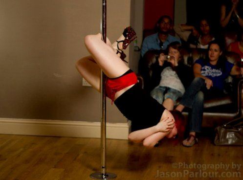 Jolene Pole Dancing