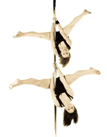Lovespin pole dancers picture