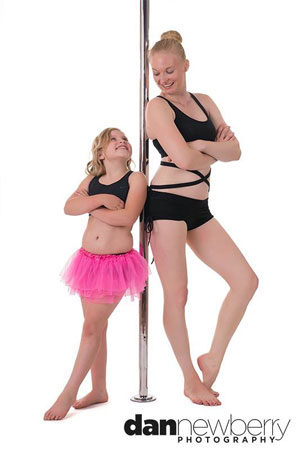 Mimi Kids Pole Dancing Instructor