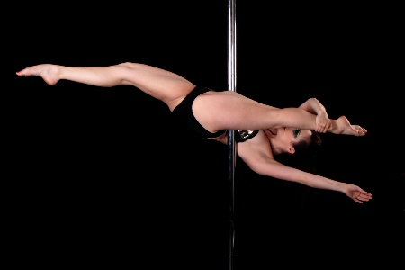 Penny Howarth pole fitness