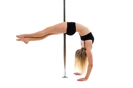 Amatuer Pole Dancing Competition