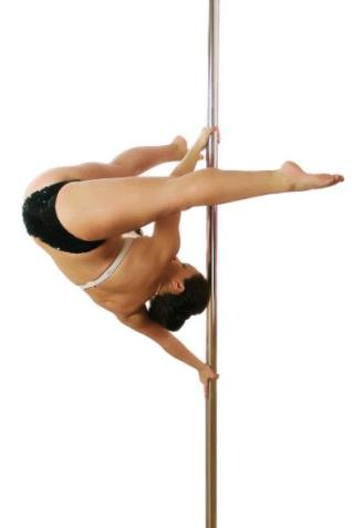 Serena Smith Fitness Pole Dancer