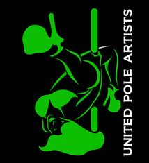United Pole Artists logo