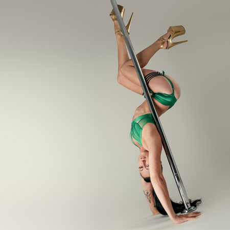 Chloe Anderson Pole Dancing Instructor