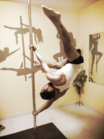 Ciro Esposito Vertical Dance Pole Teacher
