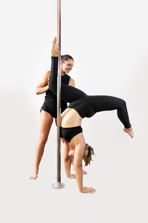 Ecole de approved Pole Instructor Training course
