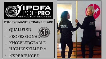 IPDFA Pole Dance course