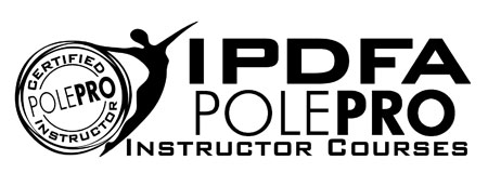 IPDFA Pole Instructor Training logo