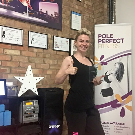 Jane Cole Pole Dance Community Grading Assessor