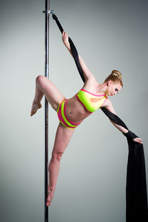 Jane Cole Pole Perfect Fitness