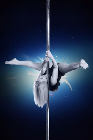 Karen Currie Pole Dancing Teacher