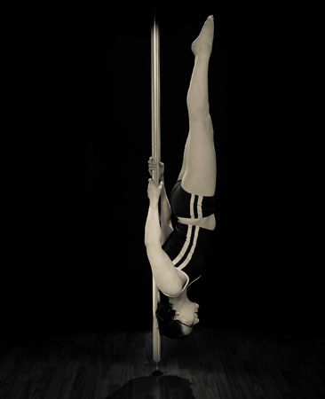 Kirstin McKenzie Pole Fitness Instructor