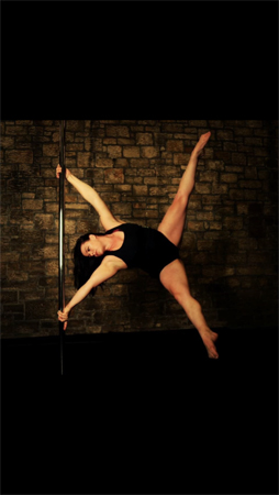 Lesley Jackson Pole Dance Awards