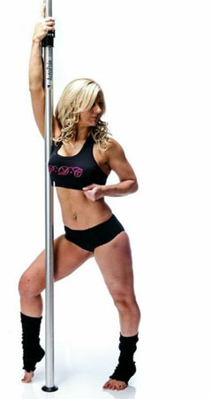 Lisa Henderson Pole Dancing Teacher