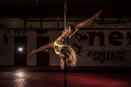 Lucille Marshall Pole Dancing Instructor