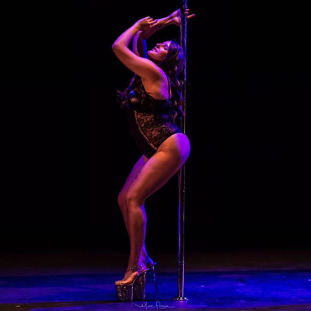 Patricia Knausz Pole Dancing Instructor