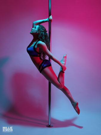 Sam Remmer Pole Dance Awards