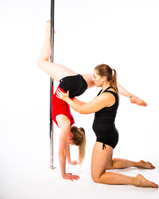 Spin City Approved Pole Instructor Training