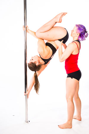 Spin City Approved Pole Teacher Training