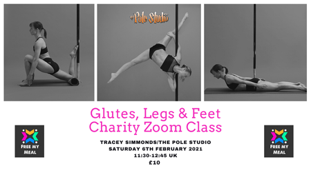 Tracey simmonds online pole lesson