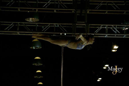 United Kingdom Professional Pole Championships Claire Cotteril