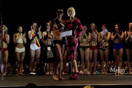 United Kingdom Professional Pole Championships runner-up