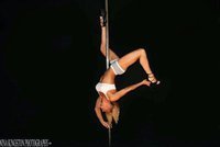 Maxine Betts Pole Dancing Picture