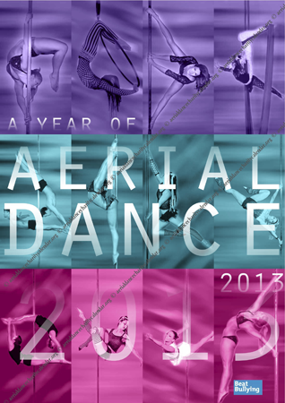 Aerial Pole Dance Charity Calendar