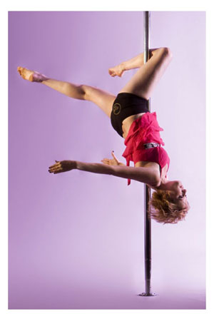 Alex Tait Pole Dancing Teacher