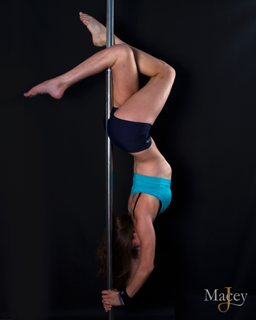 Angela Hawkes Paradise Pole Dancing Instructor