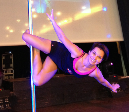 Cindy Cooijmanns Pole Dancing instructor