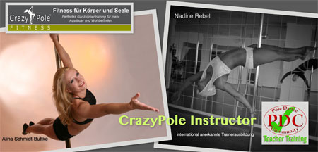 Crazy Pole Instructor Training