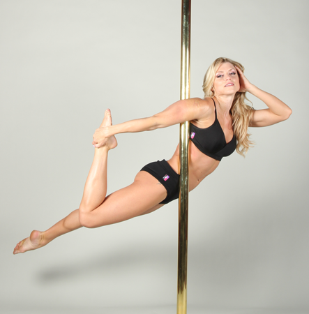 Fawnia Dietrich Fitness Pole dancing instructor