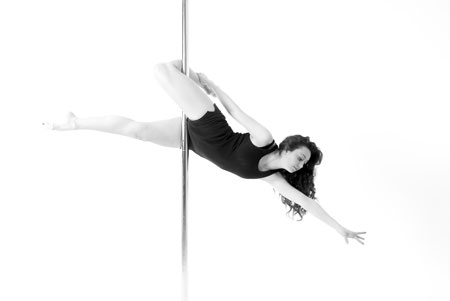 Gwen Burns Pole dancing Instructor