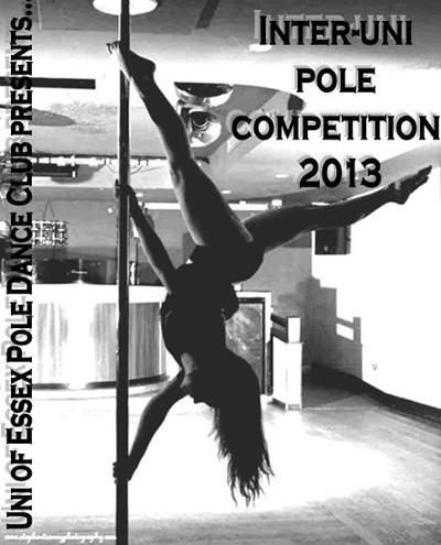 Inter University Pole Dancing Competition 2013