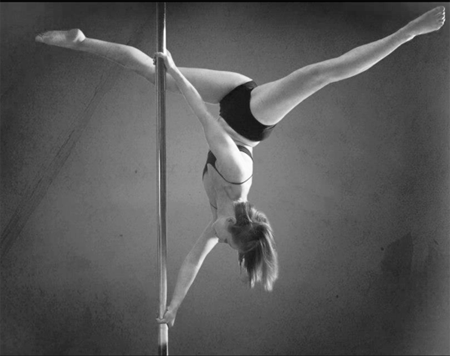Jenny Coulling Pole Fitness Instructor
