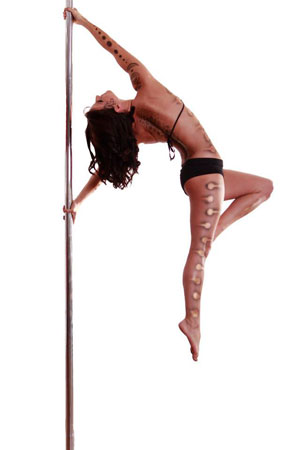 Julie Swart Pole Dancing Syllabus