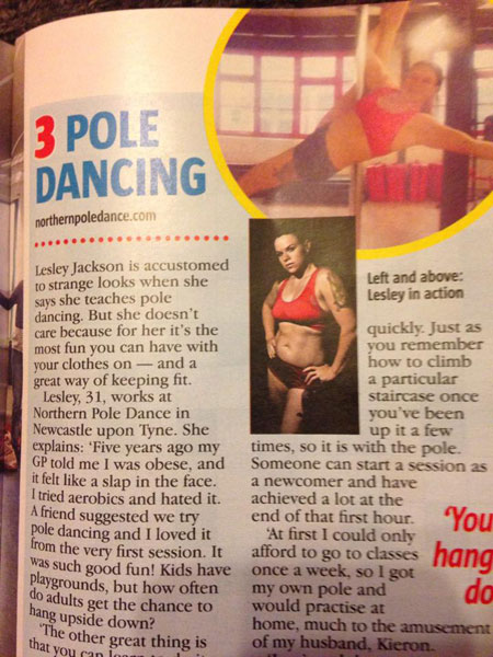 Ley jackson pole dancing media