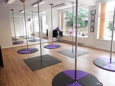 Mind Body Pole Fitness School
