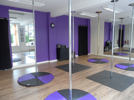 Mind Body Pole fitness studio