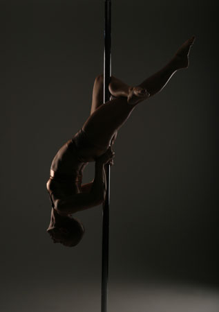 Nadine Rebel Pole Instructor
