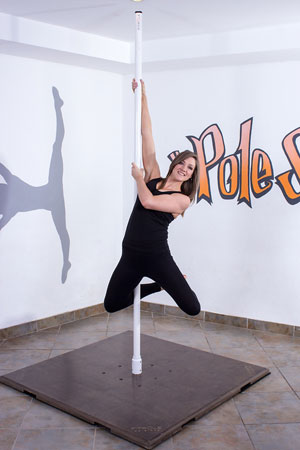 Pole Studio Instructor Training Tracey