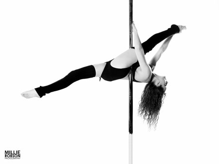 Sam Remmer Pole Dancing Syllabus