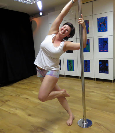 Stages Pole Fitness AAP Grading