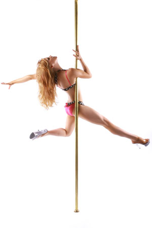 Susie Q Pole Dancing Instructor