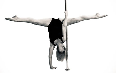 Talia Hawker Pole Dancing Instructor