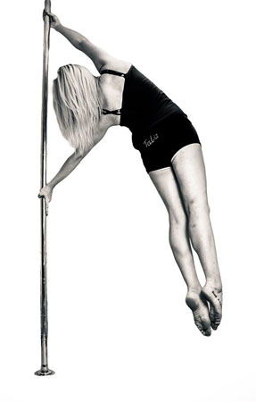 Talia Hawker Pole Dancing Teacher