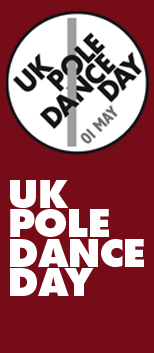 UKPDD Pole-Dance Day logo